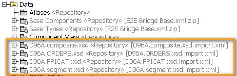 UN/EDIFACT Message Processing - BRIDGE - Scheer PAS Documentation